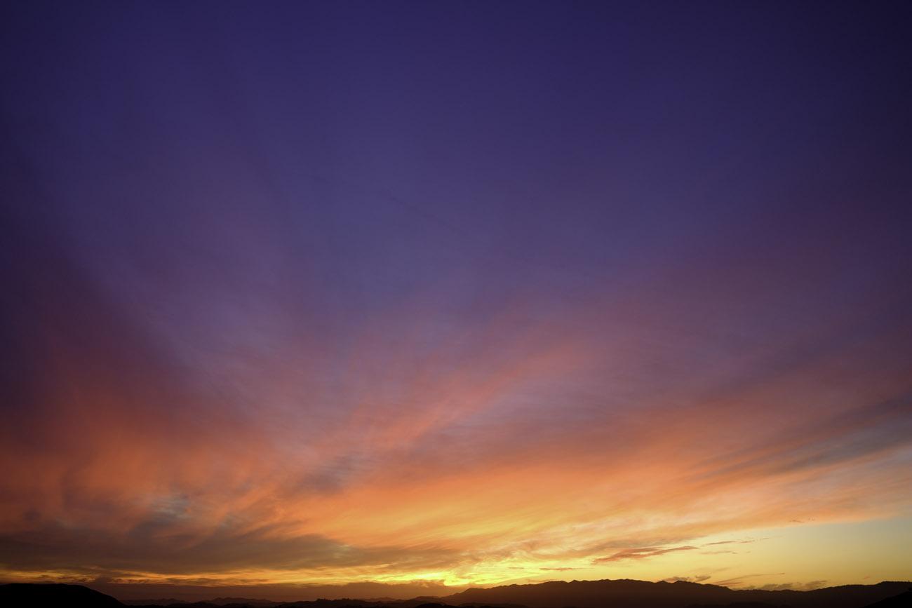 La Luz Sunset