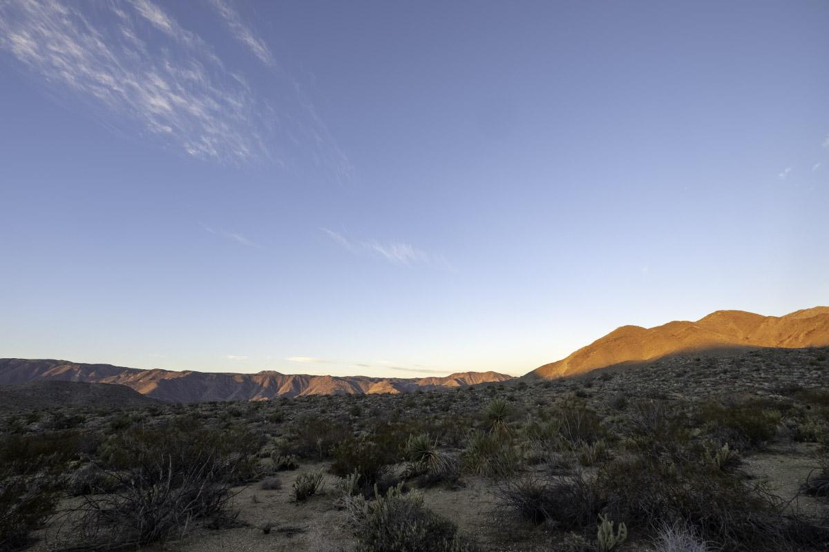 """""""Desert Dawning"""", ©2018 Eric Platt"""