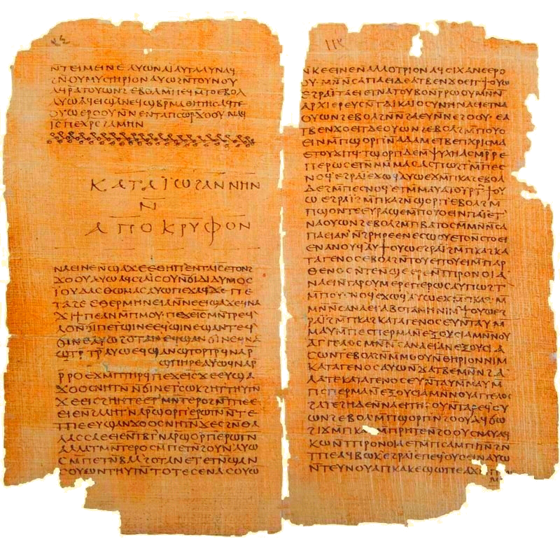 The Nag Hammadi codex
