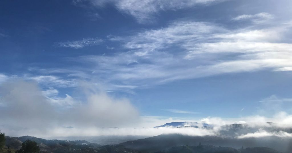 La Luz Clouds View